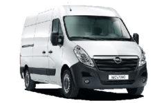 Opel Movano NEW 2018